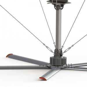 Industrial Ceiling Fans With 5 Blades